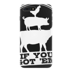 b.b.q  t shirts for men funny smoke meat smoking gift for dad iPhone 7 Plus Case   Artistshot