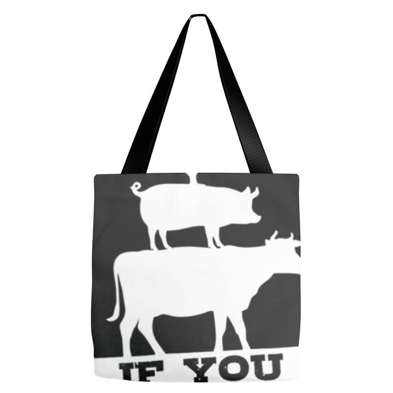 B.b.q  T Shirts For Men Funny Smoke Meat Smoking Gift For Dad Tote Bags | Artistshot