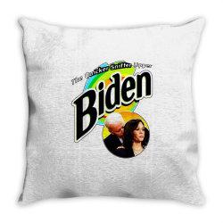 the quicker sniffer upper Throw Pillow | Artistshot