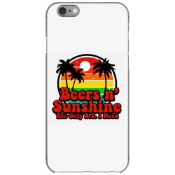 the only bs i need is beers and sunshine iPhone 6/6s Case | Artistshot