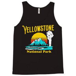 vintage yellowstone national park Tank Top | Artistshot