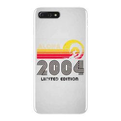aloha 2004 limited edition iPhone 7 Plus Case | Artistshot