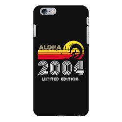aloha 2004 limited edition iPhone 6 Plus/6s Plus Case   Artistshot
