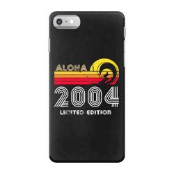 aloha 2004 limited edition iPhone 7 Case   Artistshot