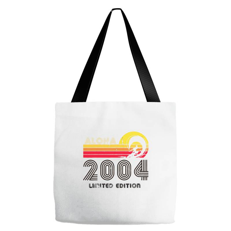 Aloha 2004 Limited Edition Tote Bags | Artistshot
