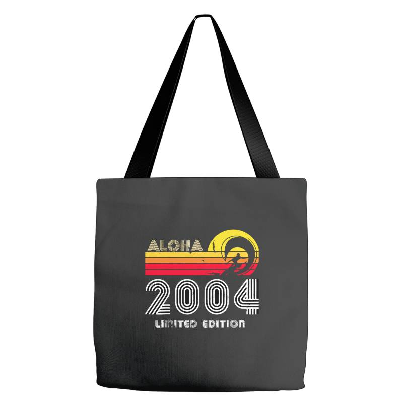 Aloha 2004 Limited Edition Tote Bags   Artistshot