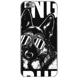 being a dad is ruff german shepherd pup dad t shirt iPhone 6/6s Case | Artistshot