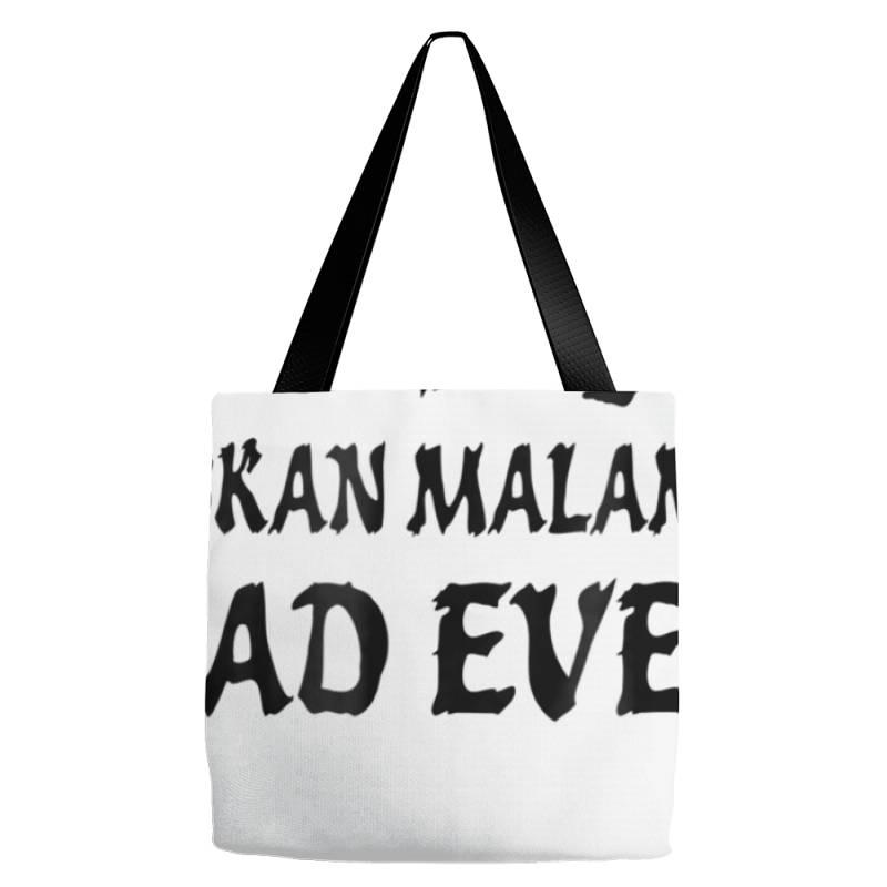 Best Alaskan Malamute Dad Ever Tshirt Tote Bags | Artistshot