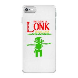 the legend of lonk iPhone 7 Case   Artistshot