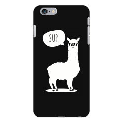 sup no drama llama funny cute iPhone 6 Plus/6s Plus Case | Artistshot