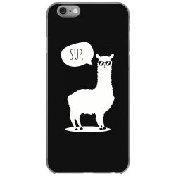 sup no drama llama funny cute iPhone 6/6s Case | Artistshot
