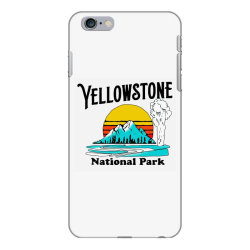 vintage yellowstone national park iPhone 6 Plus/6s Plus Case   Artistshot
