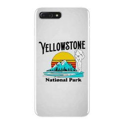 vintage yellowstone national park iPhone 7 Plus Case   Artistshot