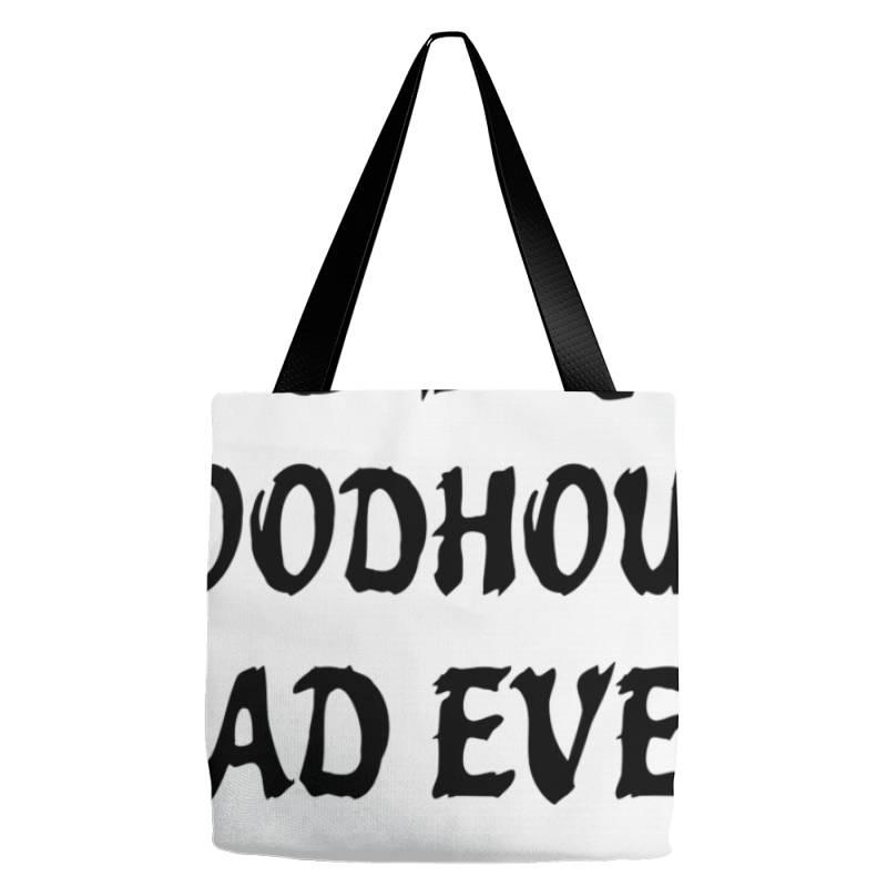Best Bloodhound Dad Ever Tshirt Tote Bags | Artistshot