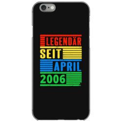legendär seit april 2006 iPhone 6/6s Case | Artistshot