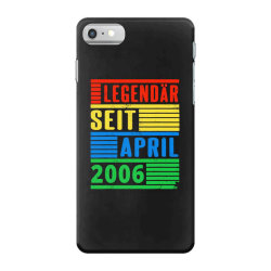 legendär seit april 2006 iPhone 7 Case | Artistshot