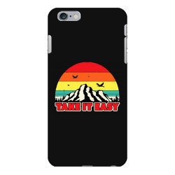 take it easy retro style outdoors iPhone 6 Plus/6s Plus Case | Artistshot