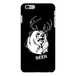 macs bear beer iPhone 6 Plus/6s Plus Case | Artistshot
