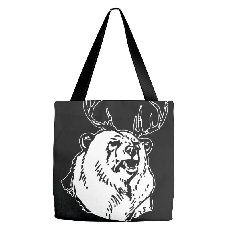Macs Bear Beer Tote Bags | Artistshot
