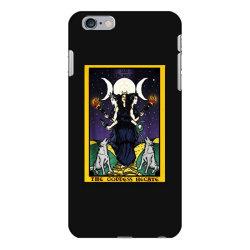 the goddess hecate tarot card triple moon iPhone 6 Plus/6s Plus Case | Artistshot