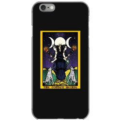 the goddess hecate tarot card triple moon iPhone 6/6s Case | Artistshot