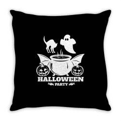 Haloween Throw Pillow | Artistshot