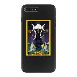 the goddess hecate tarot card triple moon iPhone 7 Plus Case | Artistshot
