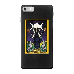 the goddess hecate tarot card triple moon iPhone 7 Case | Artistshot