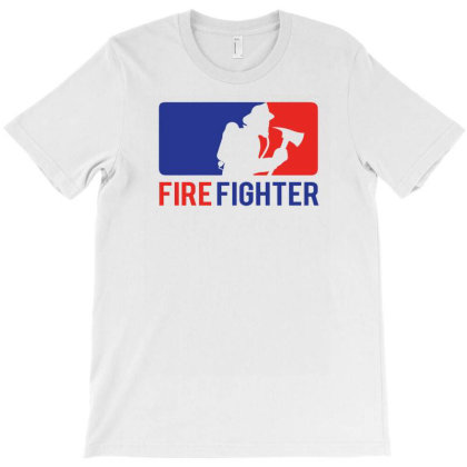 Fire Fighter T-shirt Designed By Putiandini