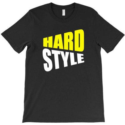 Hard Style T-shirt Designed By Putiandini