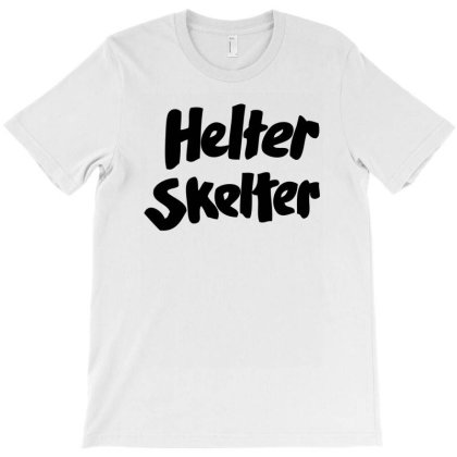 Helter Skelter T-shirt Designed By Putiandini