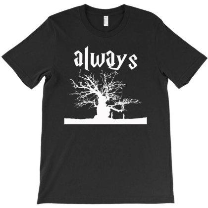 Always Tree T-shirt Designed By Putiandini