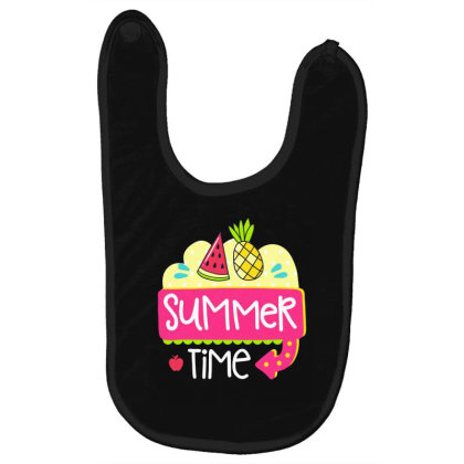 Summer Time Baby Bibs Designed By Gnuh79