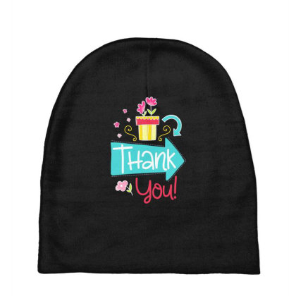 Thank You Baby Beanies Designed By Gnuh79
