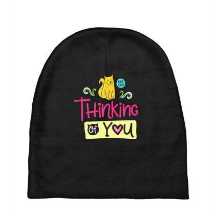 Thinking Of You Baby Beanies Designed By Gnuh79