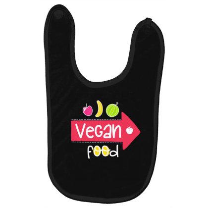 Vegan Food Baby Bibs Designed By Gnuh79