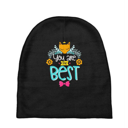 You Are The Best Baby Beanies Designed By Gnuh79