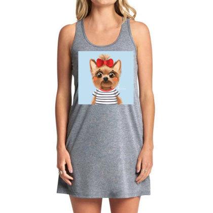 Dog Girl Tank Dress Designed By Barzilova Alyona