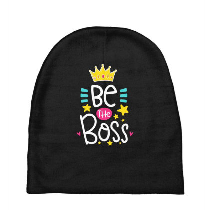 Be The Boss Baby Beanies Designed By Gnuh79