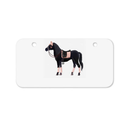 Horse Bicycle License Plate Designed By Barzilova Alyona