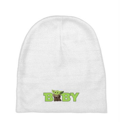 Baby Yoda Baby Beanies Designed By Akin
