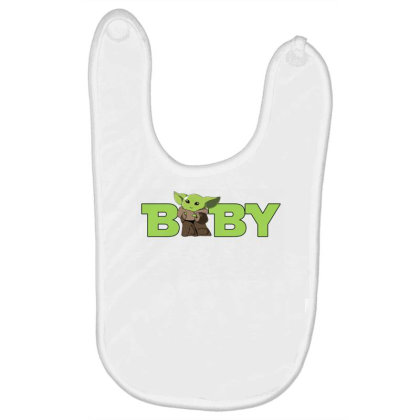 Baby Yoda Baby Bibs Designed By Akin