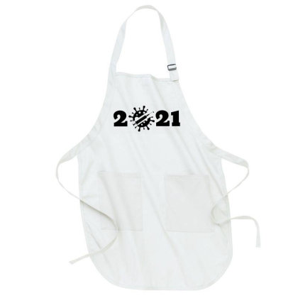 2021 Year Full-length Apron Designed By Chiks