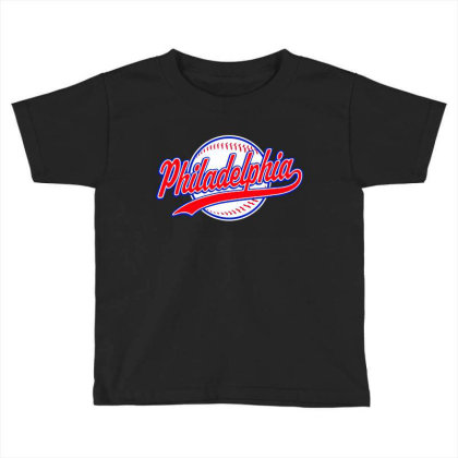 Philadelphia Toddler T-shirt Designed By Dongdot Apparel