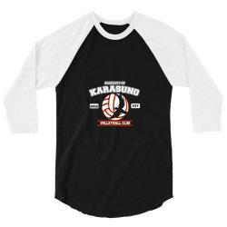 Sports 3/4 Sleeve Shirt   Artistshot