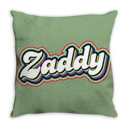 Daddy Parody Throw Pillow | Artistshot