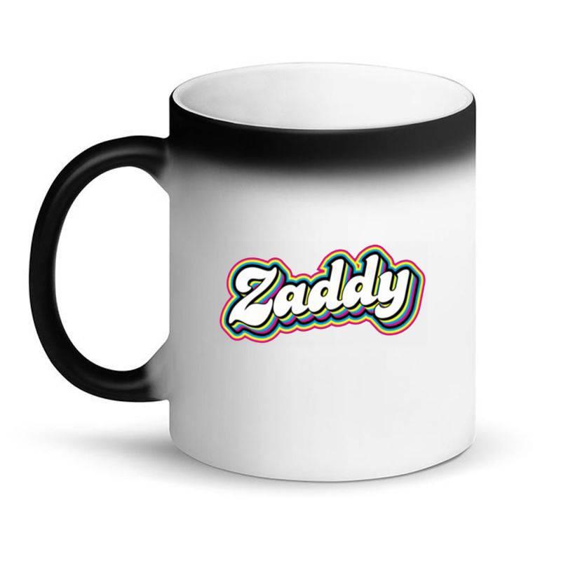 Daddy Parody Magic Mug   Artistshot