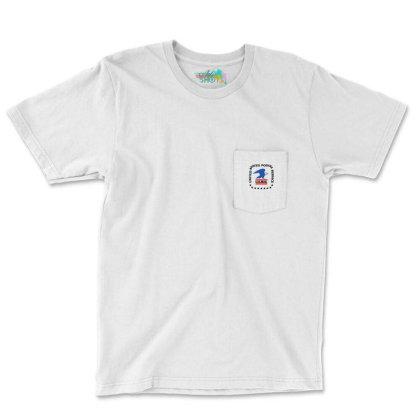 Postal Service Logo Pocket T-shirt