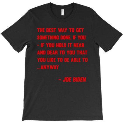 Funny Joe Biden T-shirt Designed By Alpha Art