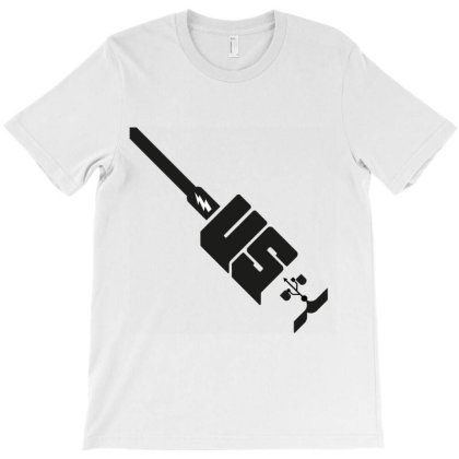 Usb T-shirt Designed By Hatta1976